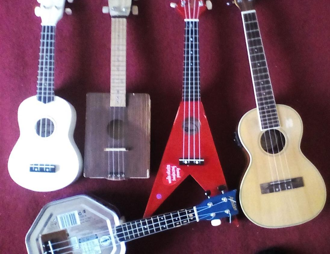 Musings of a uke player